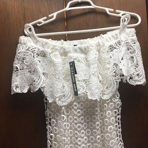 Gianni Bini Dresses - Off the shoulder Gianni Bini dress